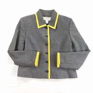 Don Caster Wool Blend Womens Blazer Jacket Coat